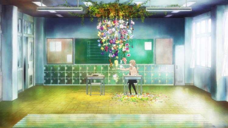 Bloom into You Sayaka 0