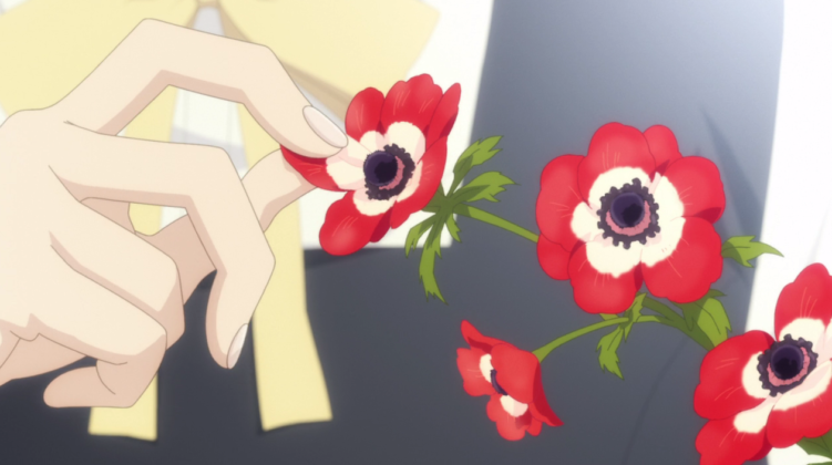 Bloom Into You Sayaka 1