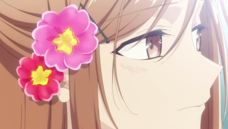 Bloom Into You Sayaka 2