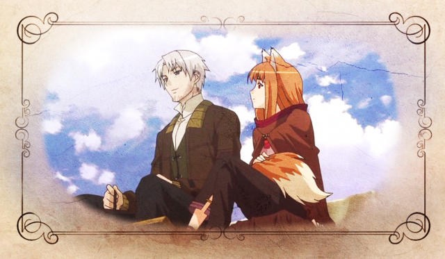 spice and wolf banner