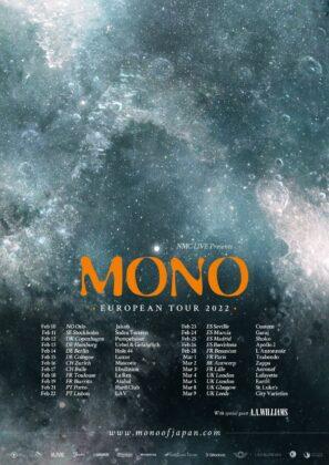 MONO Tour 2022